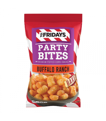 TGI Fridays Buffalo Ranch Party Bites 3.25oz (92g) Food and Groceries TGI Fridays