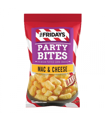 TGI Fridays Mac & Cheese Party Bites 3.25oz (92g) Food and Groceries