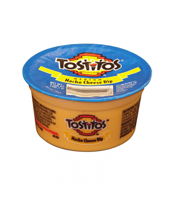 Tostitos Medium Nacho Cheese Dip - 3.625oz (102.7g) Snacks and Chips Tostitos