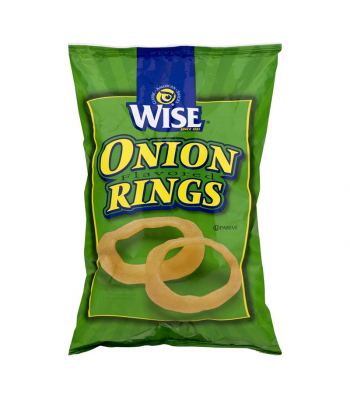 Wise Onion Rings - 3oz (85g) Snacks and Chips