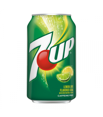 7UP Lemon Lime - 12fl.oz (355ml)