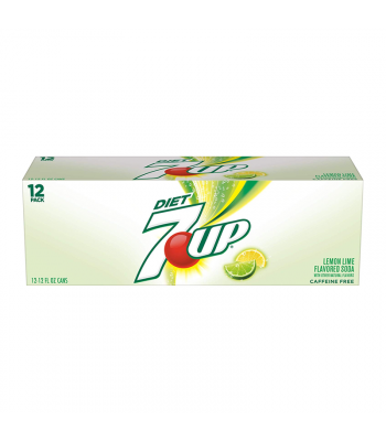 7UP Diet - 12-Pack (12 x 12fl.oz (355ml))