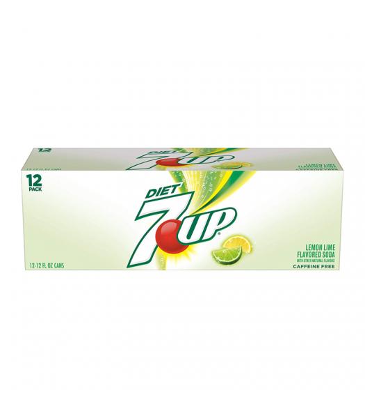 7UP Diet - 12-Pack (12 x 12fl.oz (355ml))