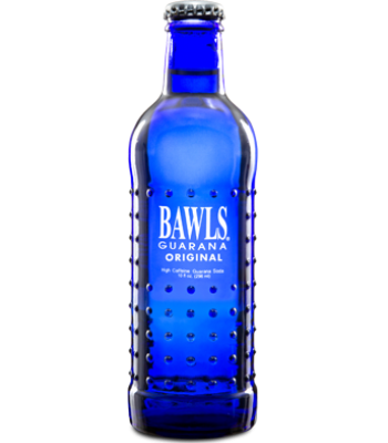 Bawls Guarana Original 10oz (284ml) Bottle Soda and Drinks