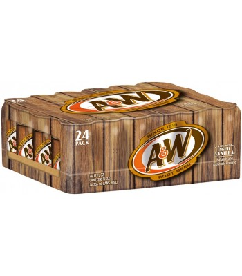 A&W Root Beer 12 pack cans 355ml