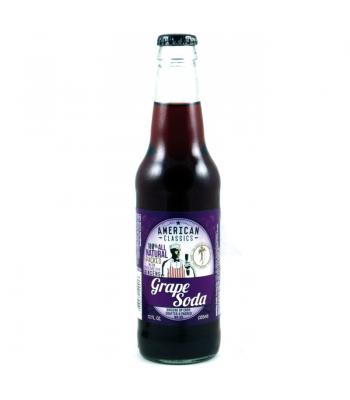 American Classics - Grape Soda 12oz (355ml)