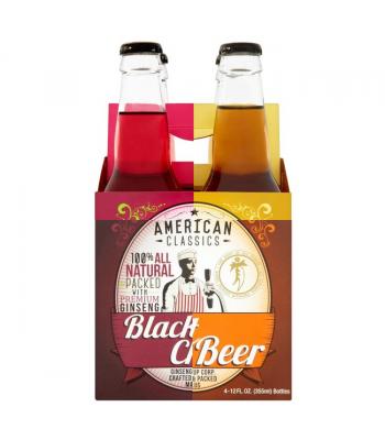 American Classics Soda (355ml) - 4 BOTTLES MIX AND MATCH! (+1 FREE BOTTLE!)
