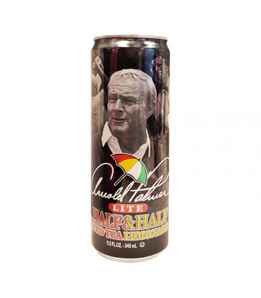 AriZona - Arnold Palmer Lite Half & Half Iced Tea Lemonade SLIM CAN 11.5oz (340ml)  Soda and Drinks Arizona