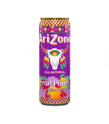Arizona - Fruit Punch SLIM CAN 11.5oz (340ml)  Soda and Drinks Arizona