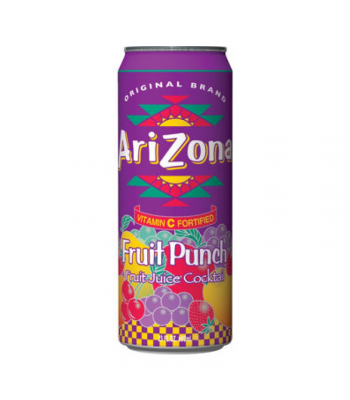 Arizona Fruit Punch 23oz (680ml) Large Can