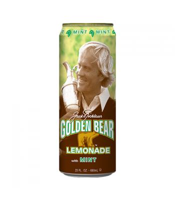 Arizona Golden Bear Mint Lemonade 23.5oz (695ml) Fruit Juice & Drinks AriZona