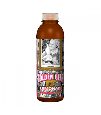 Arizona Golden Bear Pink Lemonade 20oz (591ml) Tall Boy Bottle Fruit Juice & Drinks AriZona