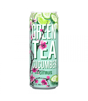 Arizona Green Tea Cucumber with Citrus 23oz (680ml)