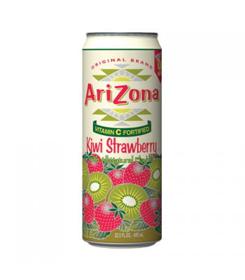Arizona Kiwi Strawberry 23.5oz (695ml)