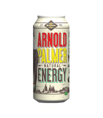Clearance Special - Arizona Natural Energy Arnold Palmer 15.5oz (458ml) **Best Before: 27 October 17** Clearance Zone