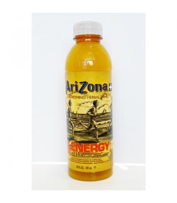 Arizona RX Energy 20oz (591ml) Tall Boy Bottle