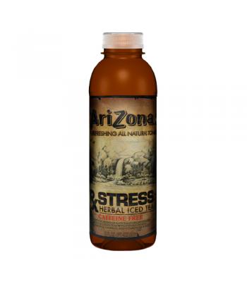 Arizona RX Stress 20oz (591ml) Tall Boy Bottle Iced Tea AriZona