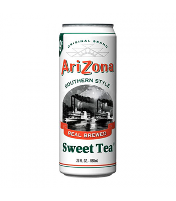 Clearance Special - Arizona Southern Style Sweet Tea 23.5oz ** Damaged Can **  Clearance Zone