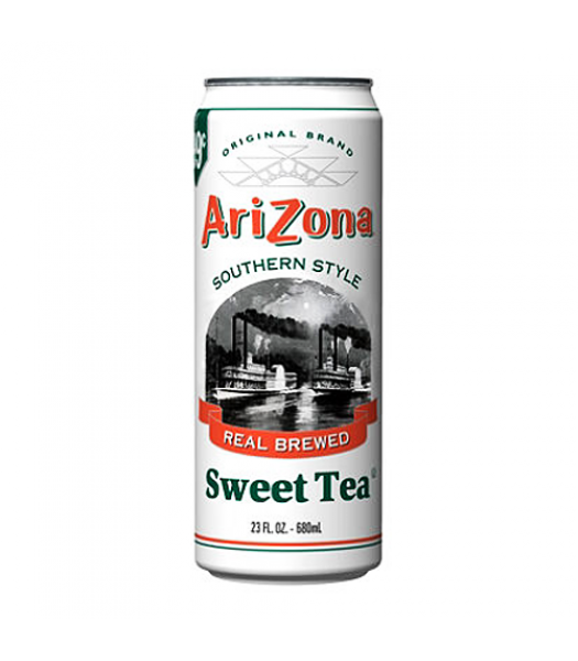 Arizona Southern Style Sweet Tea 23.5oz (695ml) Iced Tea AriZona