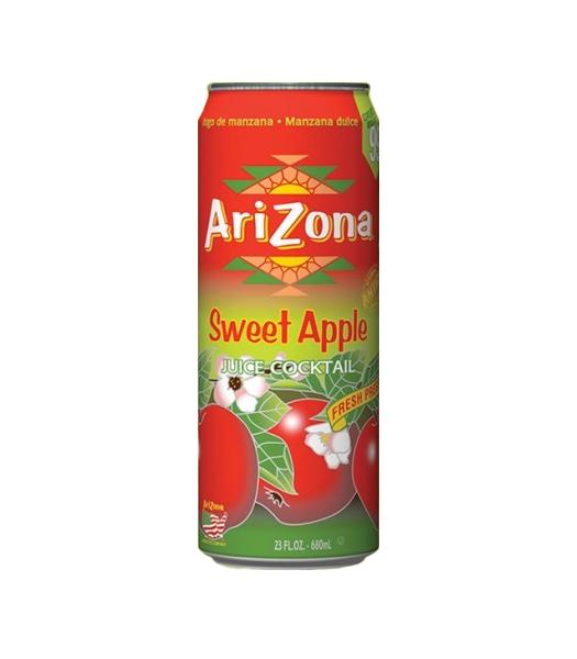 Arizona Sweet Apple 23.5oz Can
