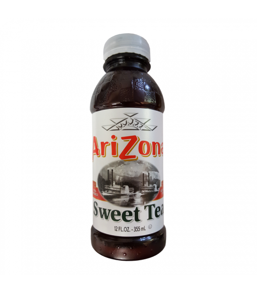 AriZona Sweet Tea Bottle 12fl.oz (355ml) Iced Tea Arizona