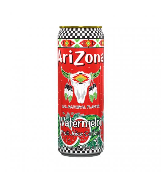 Arizona - Watermelon SLIM CAN 11.5oz (340ml)  Soda and Drinks Arizona