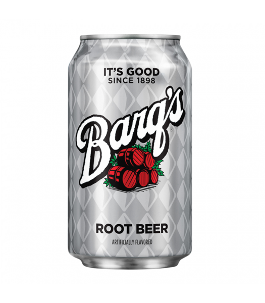 Barq's Root Beer - 12fl.oz (355ml) Can Soda and Drinks