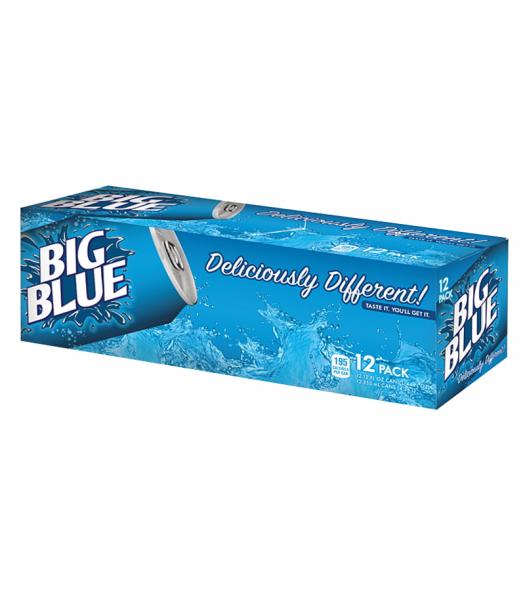 Big Blue Soda 12-Pack (12 x 12fl.oz (355ml)
