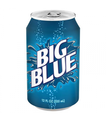 Big Blue Soda - 12fl.oz (355ml)