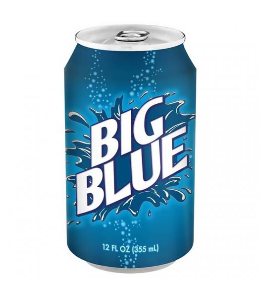Big Blue Soda - 12fl.oz (355ml)