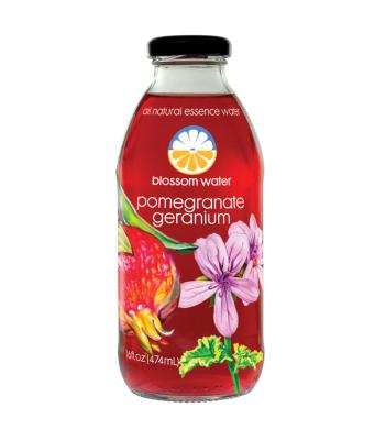 Blossom Water Pomegranate Geranium 16oz (473ml)