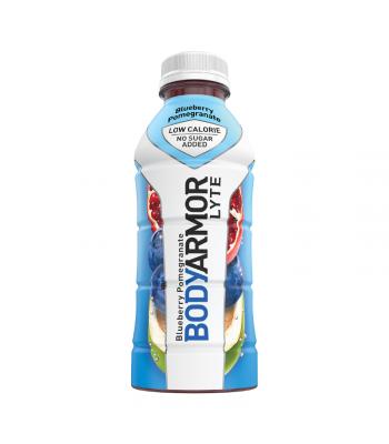 BODYARMOR LYTE Sports Drink Blueberry Pomegranate - 16oz (473ml) Soda and Drinks