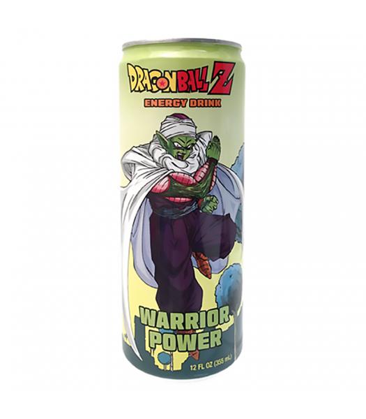 Dragon Ball Z Piccolo Warrior Power Energy Drink - 12fl.oz (355ml) Soda and Drinks Boston America