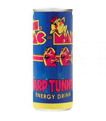 Mrs Pac Man Warp Tunnel Energy Drink 8fl.oz (248ml) Energy & Sports Drinks