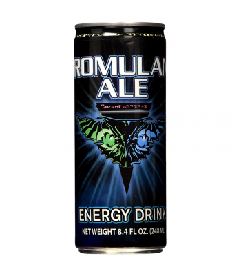 Star Trek Romulan Ale Energy Drink 8fl.oz (248ml) Energy & Sports Drinks