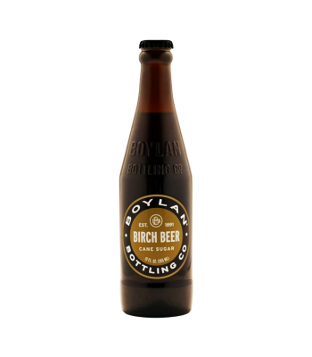Clearance Special - Boylan Birch Beer - 12fl.oz (355ml) **Best Before:  June 19** Soda and Drinks Boylan