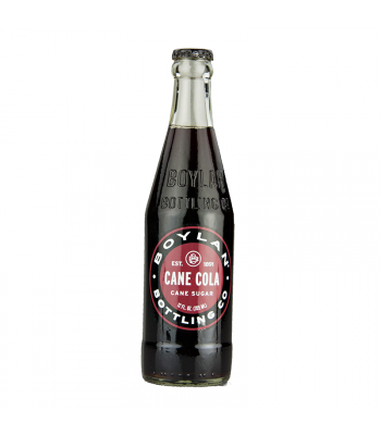 Boylan Cane Cola - 12fl.oz (355ml) Soda and Drinks Boylan