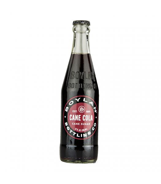 Boylan Cane Cola - 12fl.oz (355ml) Soda and Drinks Boylan