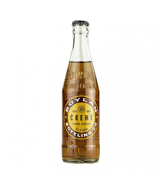 Boylan Cane Sugar Creme Soda - 12fl.oz (355ml) Soda and Drinks Boylan