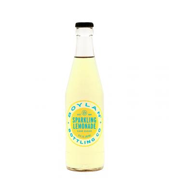 Boylan Sparkling Lemonade - 12fl.oz (355ml) Soda and Drinks Boylan
