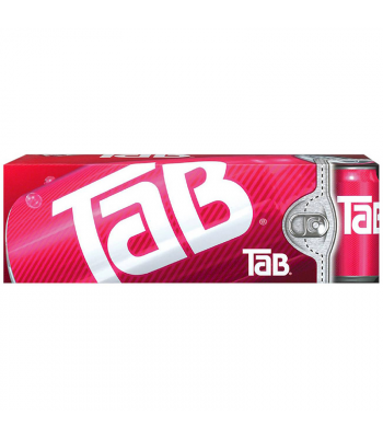 Tab 12-Pack Cans 12fl.oz (355ml) Diet Soda Tab