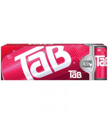 Tab 12-Pack Cans 12fl.oz (355ml)  ** Best Before: 20 February 2017 ** Diet Soda Tab