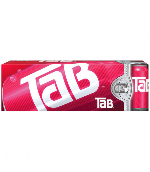 Tab 12-Pack Cans 12fl.oz (355ml) Diet Soda