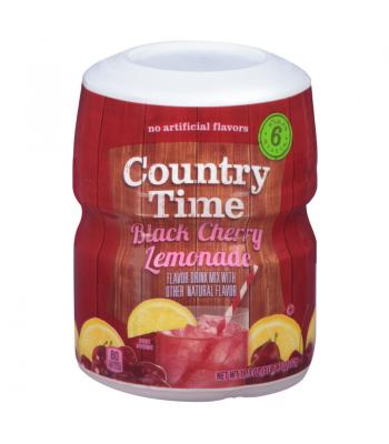 Country Time Black Cherry Lemonade Mix 19oz (538g)