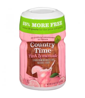 Country Time Pink Lemonade - Bonus Pack 23.9oz (680g)