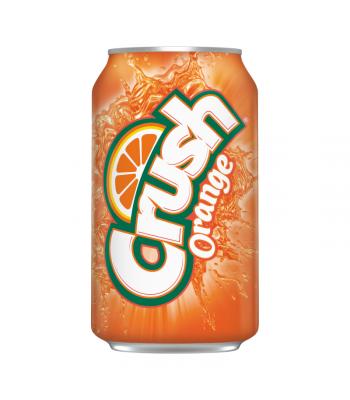 Crush Orange - 12fl.oz (355ml) Canadian Products Crush