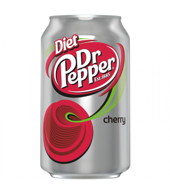 Diet Dr Pepper Cherry 12fl.oz (355ml) Can