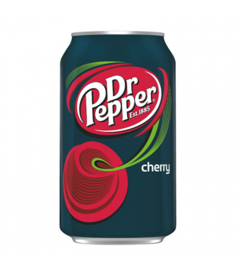 Dr Pepper Cherry (330ml) (EU) Soda and Drinks Dr Pepper
