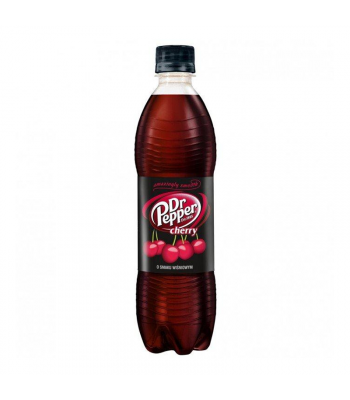 Dr Pepper Cherry (EU) 450ml Soda and Drinks Dr Pepper