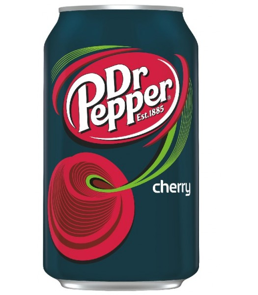 Dr Pepper Cherry 12oz (355ml) Can